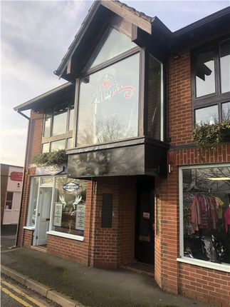 Thumbnail Leisure/hospitality to let in First Floor 10 Leak Street, Wem, Shropshire