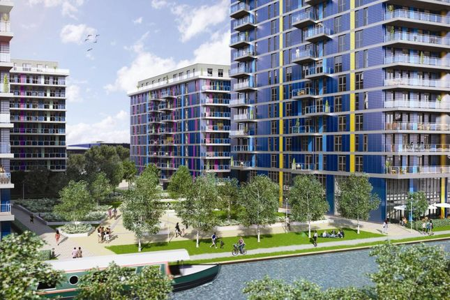 Thumbnail Flat for sale in Ealing Road, Wembley, Middlesex, England