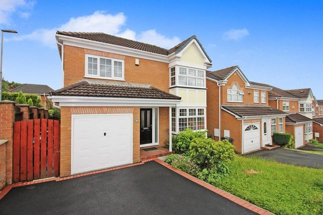 4 bed detached house for sale in Highfield Drive, Royton, Oldham