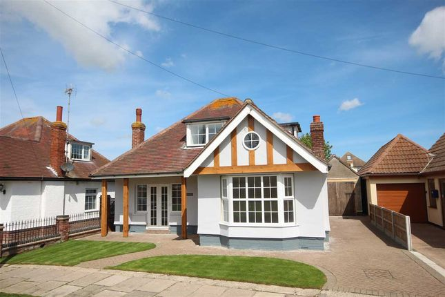 Thumbnail Bungalow for sale in Cliff Road, Holland-On-Sea, Clacton-On-Sea