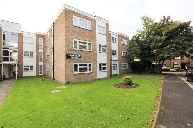 Thumbnail Flat for sale in Daneglen Court, London Road, Stanmore
