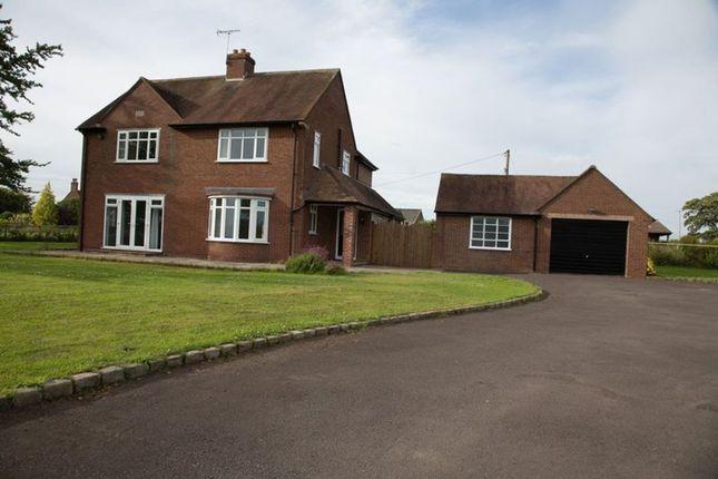 4 bed detached house to rent in Aspley Lane, Slindon ST21