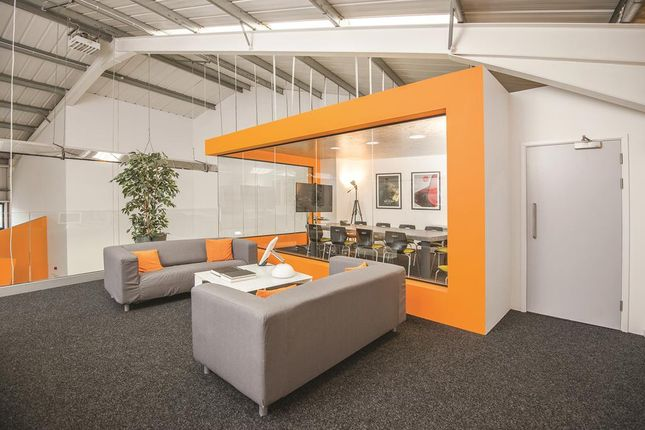 Thumbnail Office for sale in Unit 8, Pacific Business Park, Pacific Road, Cardiff