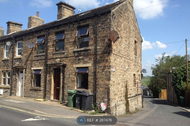 Thumbnail Terraced house to rent in Commercial Road, Huddersfield