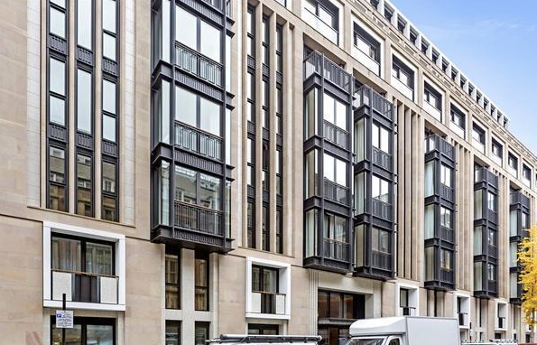 Thumbnail Flat for sale in Lincoln Square, Portugal Street, Holborn, London