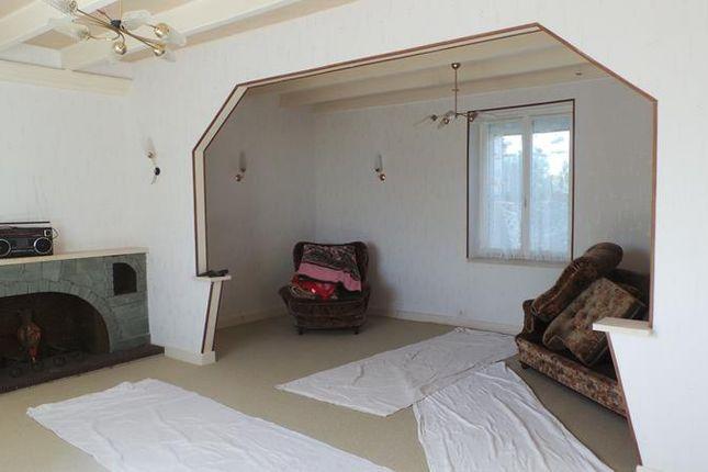 Bedroom of Lupsault, Poitou-Charentes, France