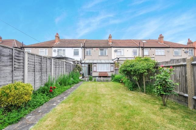 Garden of Galpins Road, Thornton Heath CR7