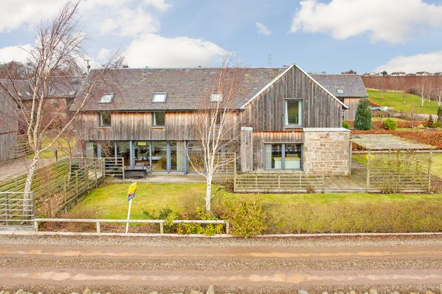 Thumbnail Barn conversion for sale in Eastbank Steading, Longforgan, Dundee