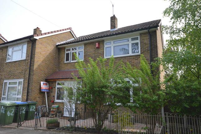 Thumbnail End terrace house for sale in Ampleforth Road, London