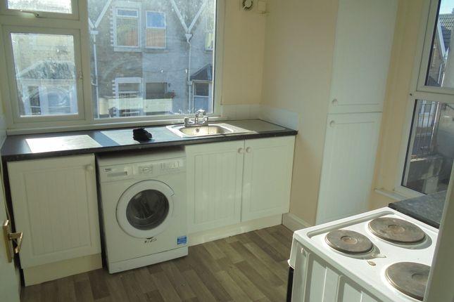 Thumbnail Flat to rent in John Street, Porthcawl