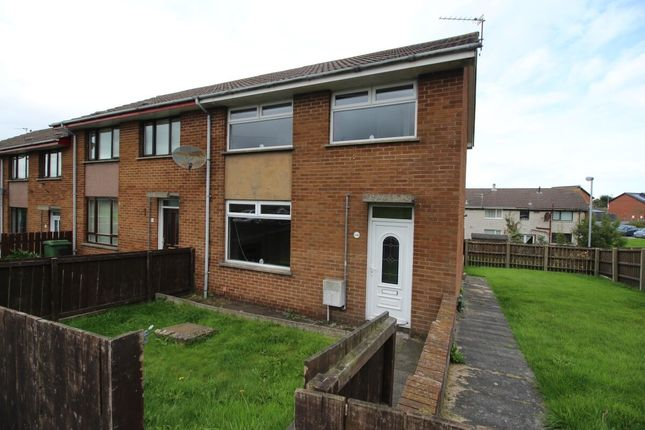 Thumbnail 3 bed semi-detached house for sale in Ballyree Gardens, Bangor