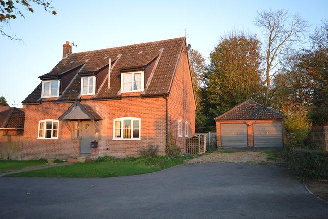 Thumbnail Detached house for sale in Laurel Close, Morley St. Botolph, Wymondham
