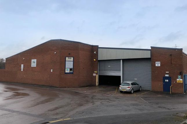 Thumbnail Industrial to let in 4 & 5 Old Whieldon Road, Old Whieldon Road, Fenton, Stoke-On-Trent