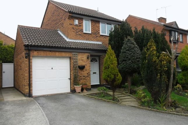 Thumbnail Detached house for sale in Sycamore Close, Rainworth, Mansfield