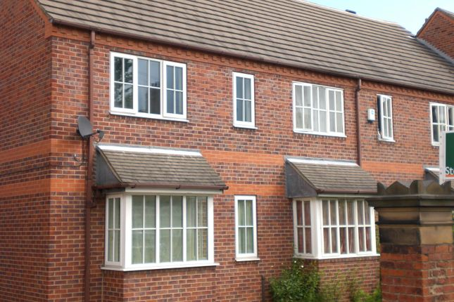Thumbnail Terraced house to rent in Melbourne Court, York, North Yorkshire