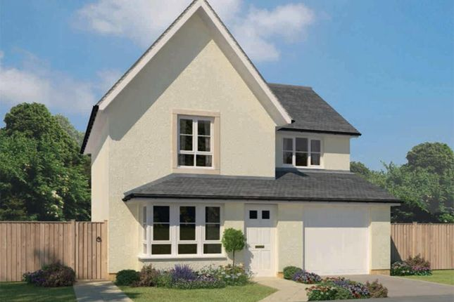 """Thumbnail Semi-detached house for sale in """"Balvenie"""" at Oldmeldrum Road, Inverurie"""