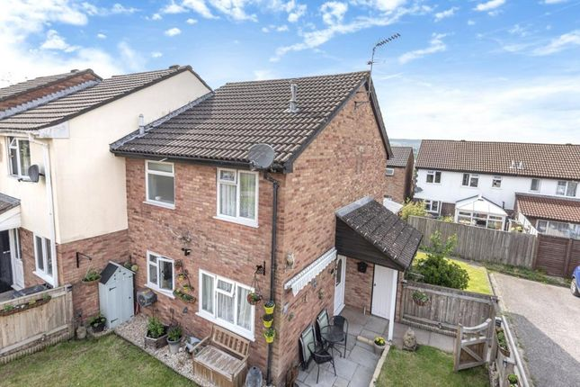 1 bed end terrace house for sale in Chestnut Way, Honiton, Devon EX14