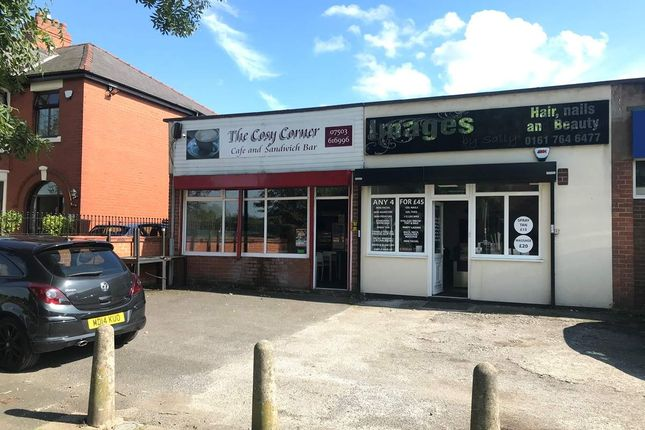 Thumbnail Restaurant/cafe for sale in Radcliffe Road, Bury