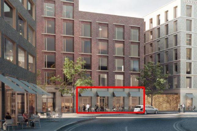 Thumbnail Retail premises to let in Royal Docks, Dockside Road, London