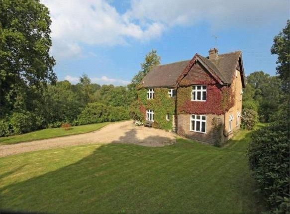 Thumbnail Detached house for sale in Alice Bright Lane, Crowborough