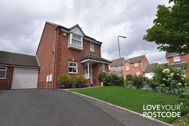 Thumbnail Link-detached house for sale in Montague Road, Smethwick