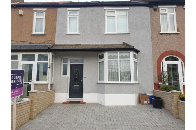 Thumbnail Terraced house for sale in Clavering Road, London