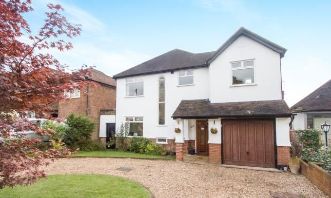 Thumbnail Detached house for sale in Old Park View, Enfield, Middlesex, .
