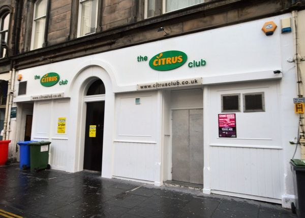 Leisure/hospitality for sale in Grindlay Street, Edinburgh