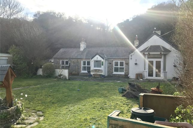 Thumbnail Detached bungalow for sale in Black Rock Cottage, The Burrows, Tenby, Pembrokeshire