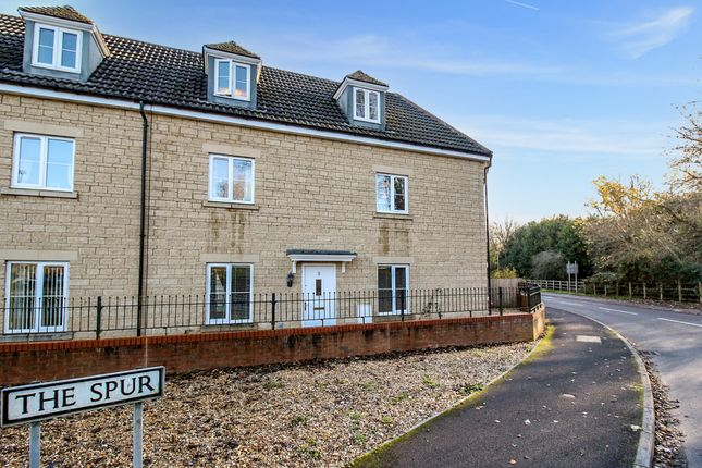 4 bed town house to rent in The Spur, Westbury, Wiltshire BA13