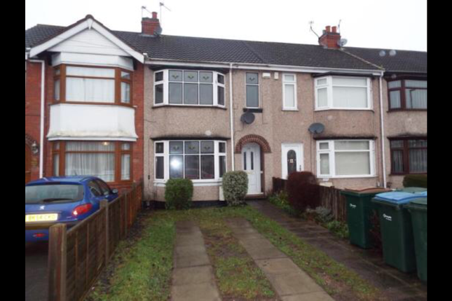 Thumbnail Terraced house to rent in Willenhall Lane, Coventry