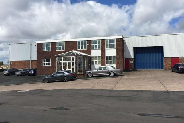 Thumbnail Light industrial for sale in Middlemore Road, Smethwick