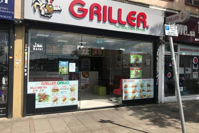 Thumbnail Restaurant/cafe for sale in Farnham Road, Slough