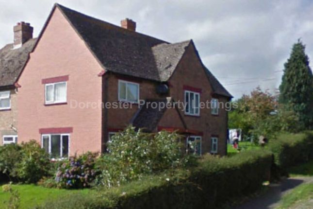 Thumbnail Semi-detached house to rent in Catherines Well, Milton Abbas, Blandford Forum