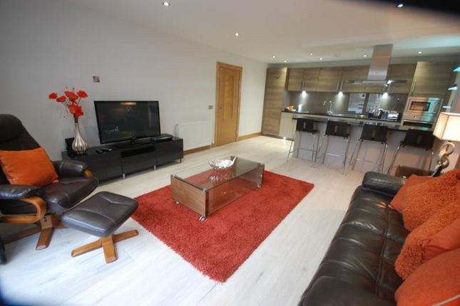 Thumbnail Flat to rent in Beaconsfield Place, Aberdeen