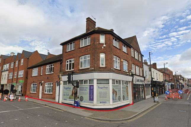 Thumbnail Retail premises for sale in High St, Brentwood