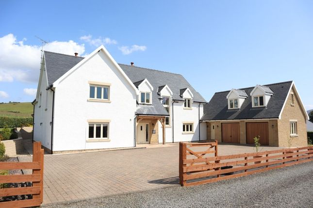 Thumbnail Detached house for sale in Perryflatts Road, Thankerton, Biggar