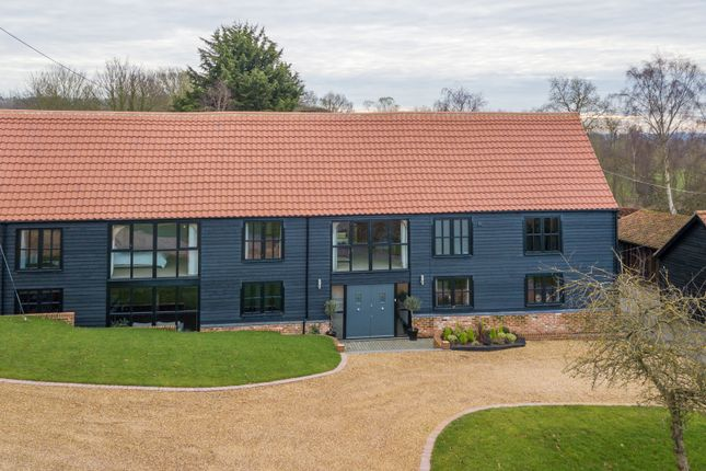 Thumbnail Detached house for sale in Sudbury Road, Bures