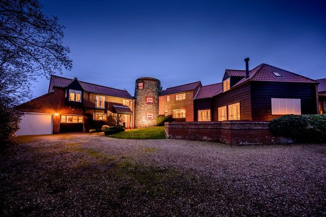 Thumbnail Detached house for sale in Ringstead Road, Sedgeford, Hunstanton