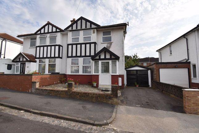 Thumbnail Semi-detached house for sale in Winchester Avenue, Brislington, Bristol