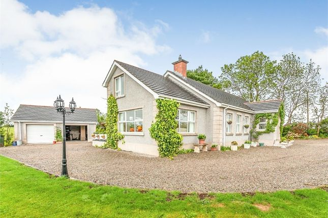 Thumbnail 4 bedroom detached bungalow for sale in Tullyreagh Road, Glarryford, Ballymena, County Antrim