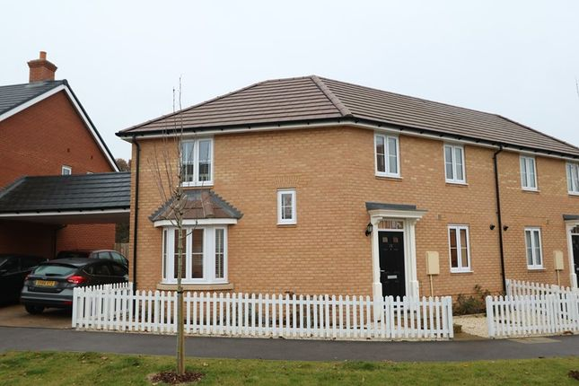 Thumbnail Semi-detached house for sale in Kingston Road, Benfleet