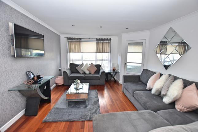 Thumbnail 2 bedroom terraced house for sale in 4 Macgowan Way, Greenock
