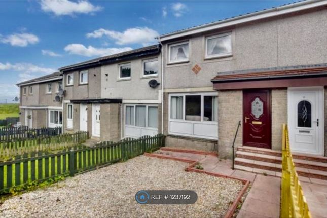 Thumbnail Terraced house to rent in Redhaws Road, Shotts