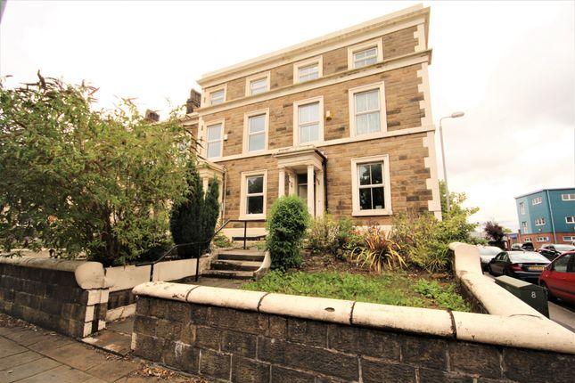 Thumbnail Terraced house to rent in Deepdale Road, Preston