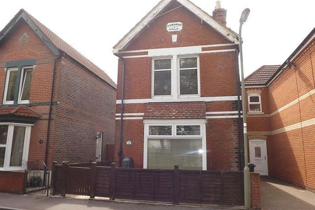 Thumbnail Property to rent in Carlyle Road, Gosport