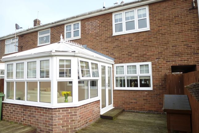 Thumbnail Terraced house for sale in Saffron Walk, Hartlepool