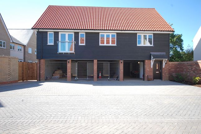 Thumbnail Detached house for sale in Rainbird Place, Coxtie Green Road, Brentwood