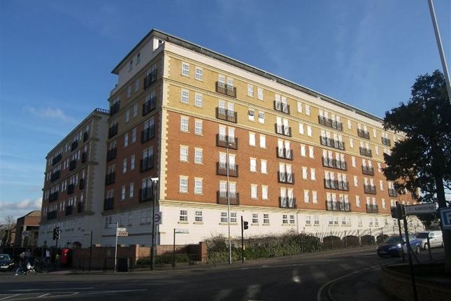 Thumbnail Flat to rent in Pembroke Road, Ruislip Manor, Ruislip