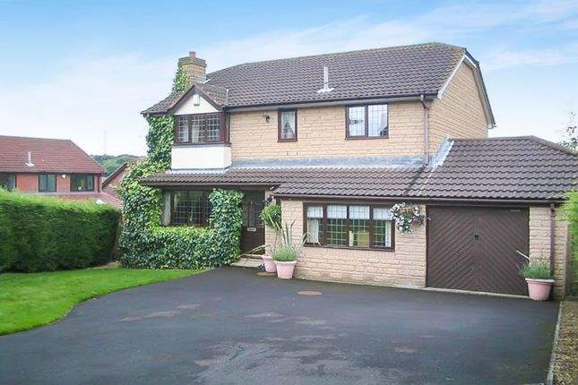 Thumbnail Detached house to rent in Betula Way, Lepton, Huddersfield
